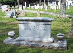 John Clarence Watts