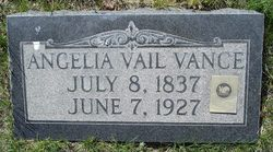 Angelia <i>Vail</i> Vance