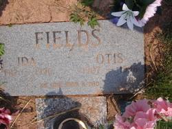 Otis Jessie Fields