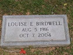 Louise E <i>Gibson</i> Birdwell