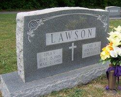Carl Alexander Lawson