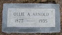 Ollie A. Arnold