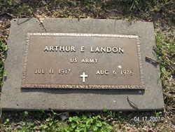 Arthur E Landon