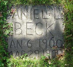 Daniel Lyman Beck