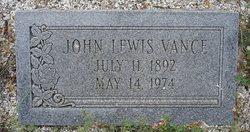 John Lewis Vance