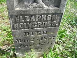 Elzaphon Holycross