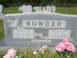 Elmer T Rowden