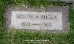 Walter A. Ahola