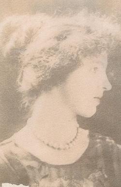 Ethel Mary <i>Horrall</i> Cox