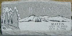 Martin Blanc