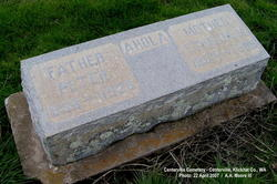 Ethelda May <i>Miller</i> Ahola