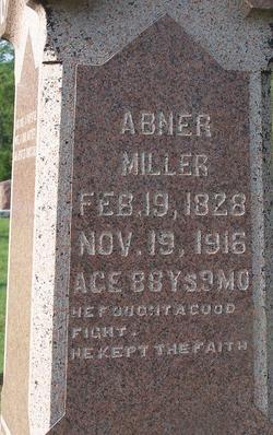 Abner Miller