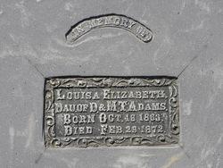 Louisa Elizabeth Adams