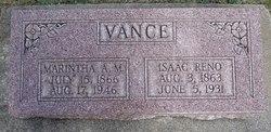 Marintha Althera <i>Martin</i> Vance