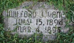 Wilford Jefferson Vance