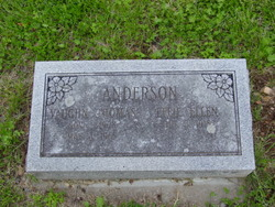 Vaughn Thomas Tommy Anderson