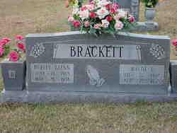Burley Glenn Brackett