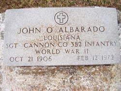 John O. Albarado