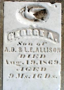 George A. Allison