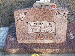 Bertie Opal <i>Brock</i> Ballou