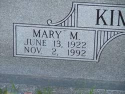 Mary M <i>Thompson</i> Kimberlin