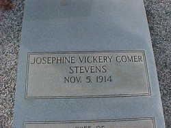Josephine <i>Vickery</i> Comer