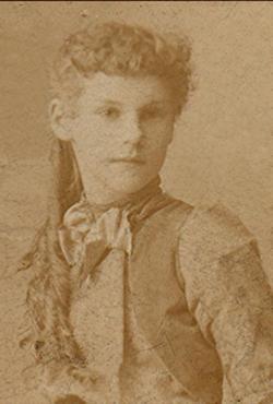 Flora Adella <i>Akin</i> Taggart