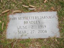 Mary McPheeters <i>Jarnagin</i> Bradley