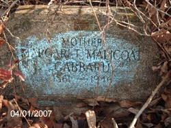 Margaret <i>Malicoat</i> Gabbard
