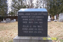 John Tyler Cutting