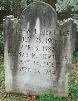 Andrew John Biemiller