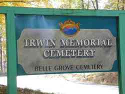 Irwin Memorial Cemetery
