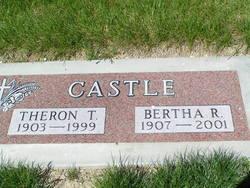 Bertha R Castle