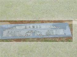 William Henry Newton Lewis