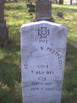 Benjamin Bagley Prestridge