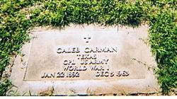 Caleb Carman