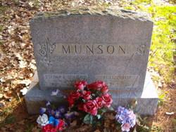 Esther L. <i>Jenison</i> Munson