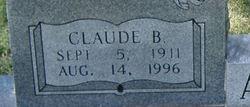 Claude Benjamin Allison