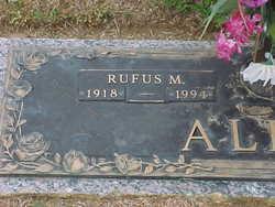 Rufus M. Allen