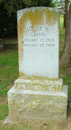 Louise M. Chinn