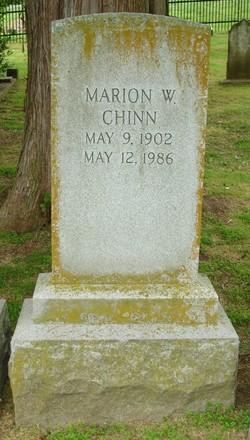 Marion W. Chinn
