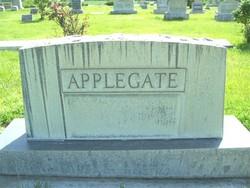 Minnie Mae <i>Edwards</i> Applegate