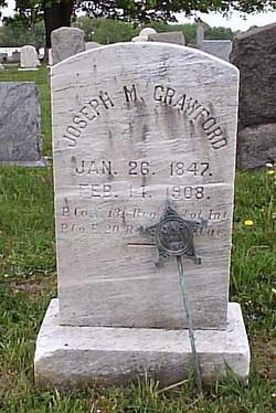 Joseph M Crawford