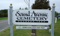 Sound Avenue Cemetery