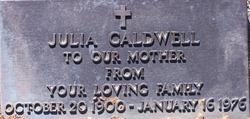 Julia Caldwell