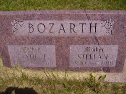 Clyde Francis Bozarth