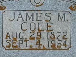 James Madison Cole