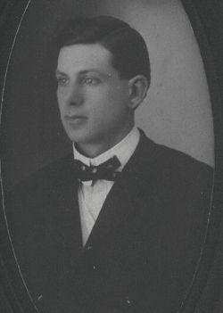 Joseph Benjamin Ben Bierly