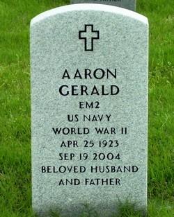 Aaron Gerald