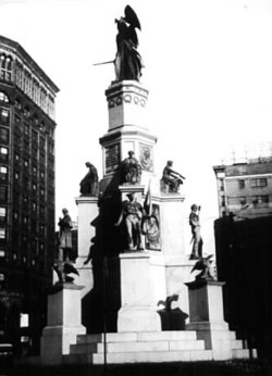 Soldiers And <i>Sailors</i> Monument